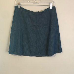 Madewell skirt size 6